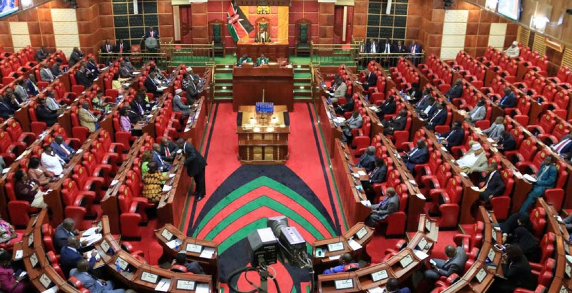 Kenya's MPs approve prosecution of culprits indicted in procurement scandal