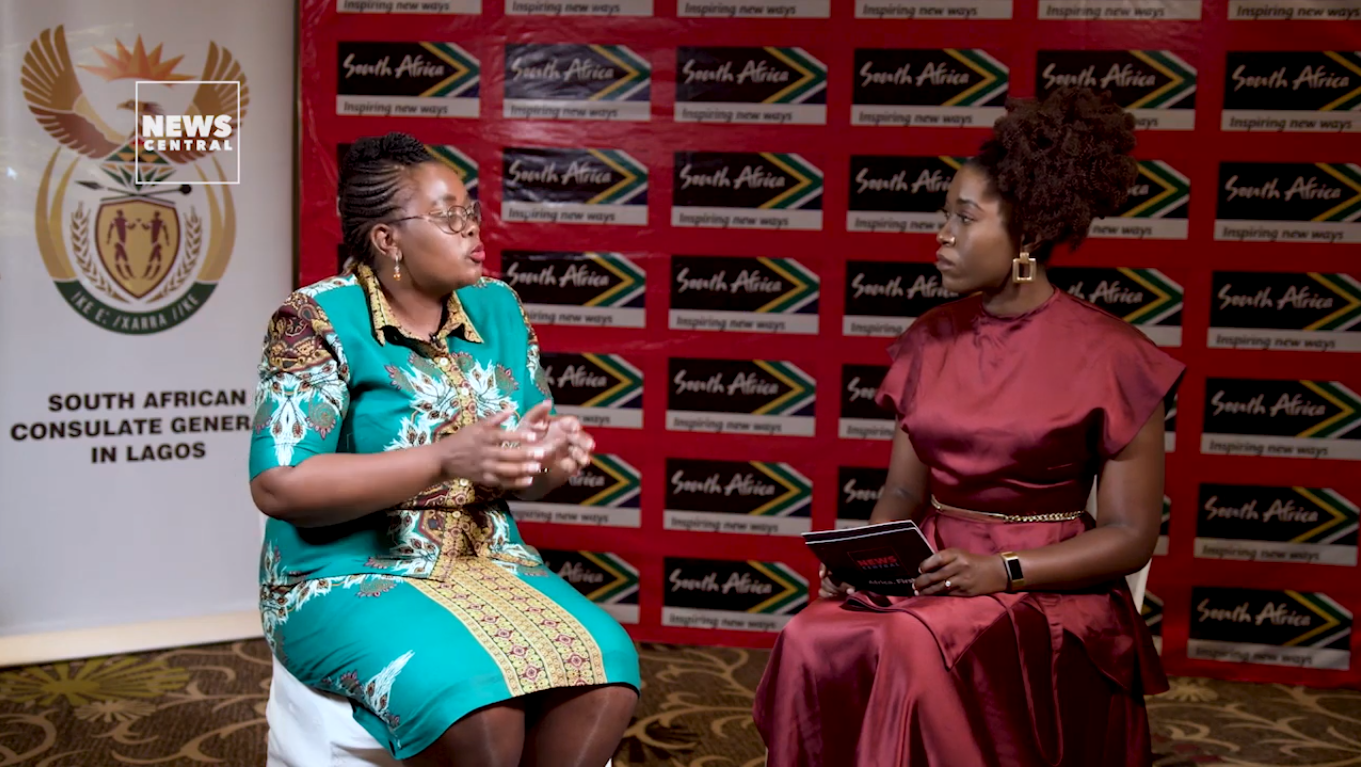 Vimbai Chats with Mmamoloko Kubayi-Ngubane on SA Tourism