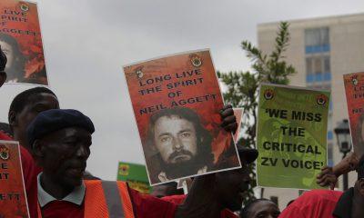 Inquest into anti-apartheid campaigner, Neil Aggett's 'suicide' in detention resumes