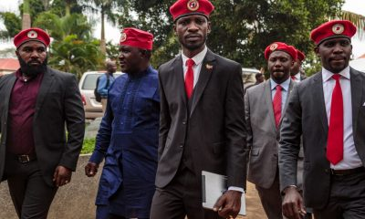 Police arrest Ugandan pop-star MP Bobi Wine, supporters teargassed