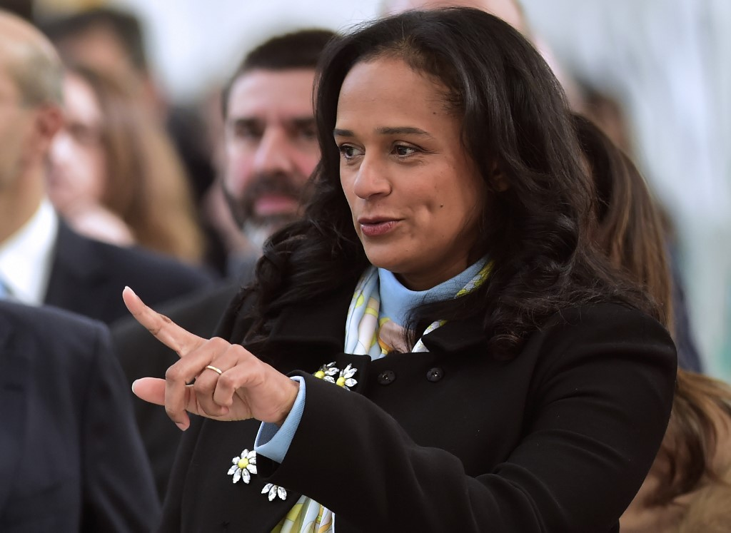 Isabel dos Santos heads to court to sue 'Luanda Leaks' journalists