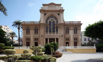 Egypt unveils renovated 14th-century Eliyahu Hanavi synagogue
