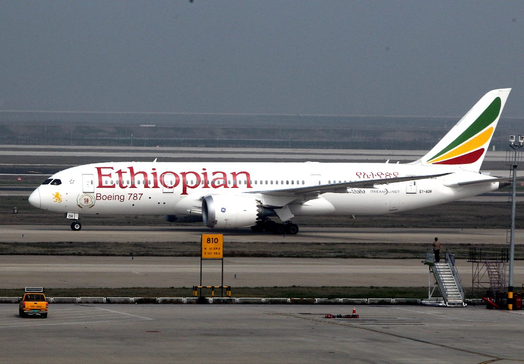 Ethiopian Airlines to open three new Chinese destinations