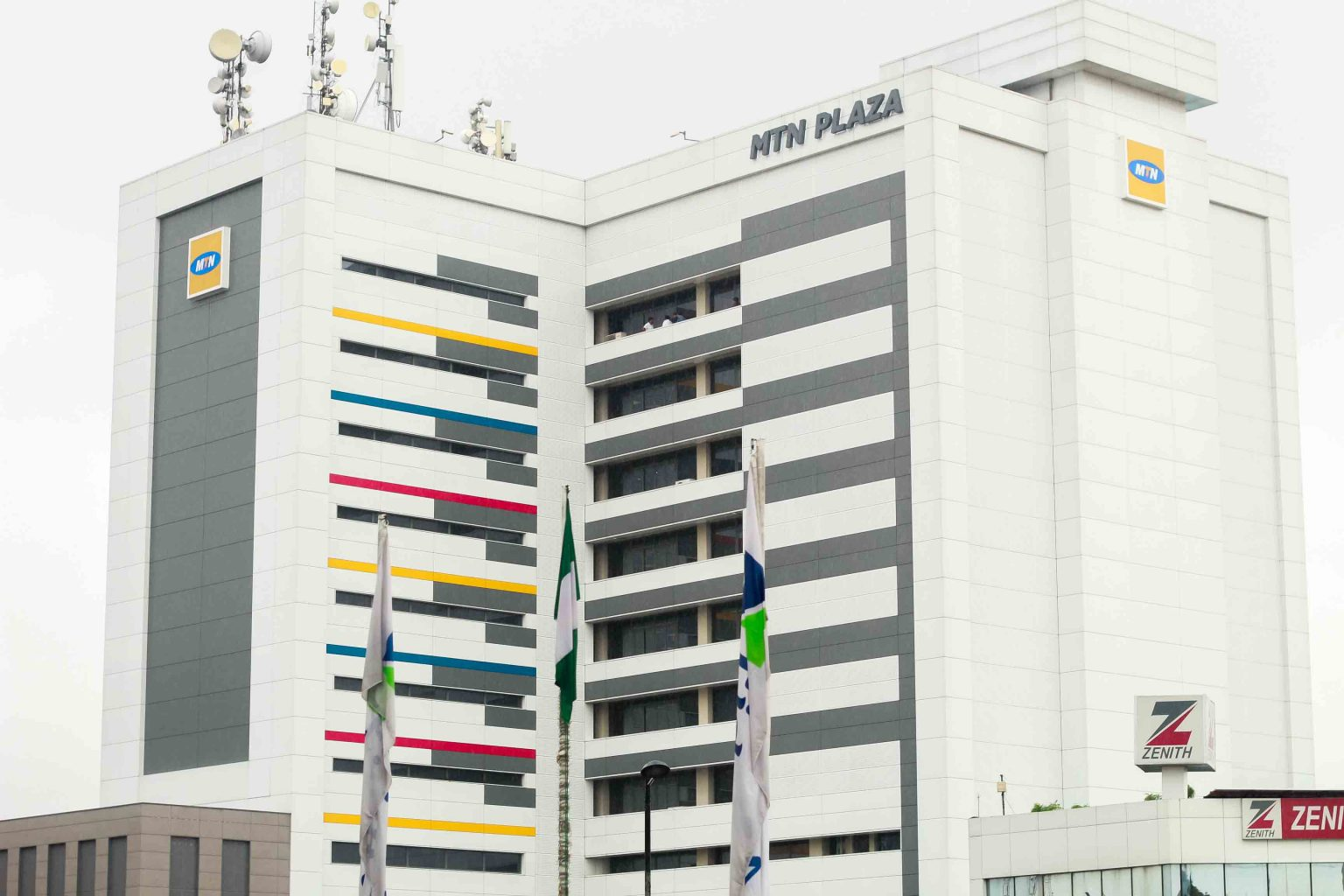 Nigeria's attorney general withdraws $2 billion tax litigation against MTN