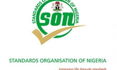 Standard Organisation of Nigeria