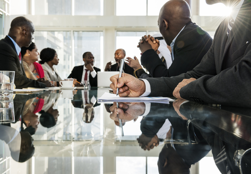 Meetings are important when deciding to foster a partnership