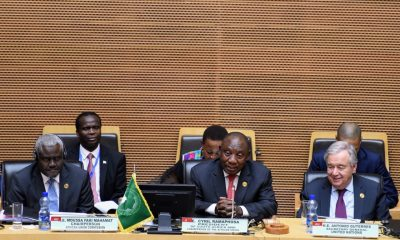 Ramaphosa takes over AU rotating chair