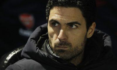 Arsenal's Spanish head coach Mikel Arteta tests positive for Corona Virus