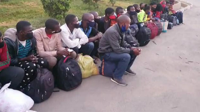 25 Malawian  Migrants Intercepted at Beitbridge Border Post