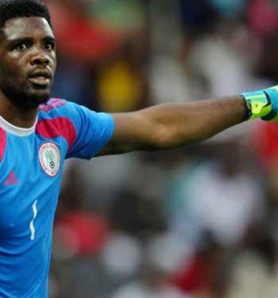 Akpeyi recalled by Nigeria for Sierra Leone games