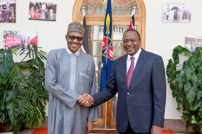 Buhari, Kenyatta, Others Join World Leaders in Climate Talks