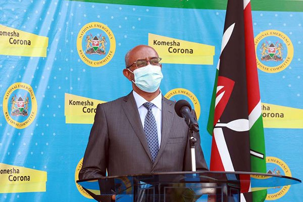 Kenya Health Ministry Raises Alarm