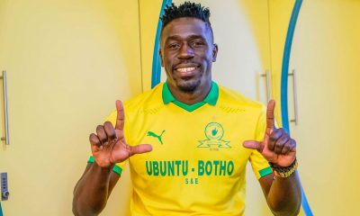 Brian Mandela joins Sundowns