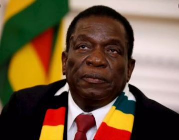 President Mnangagwa Barred from Renaming Streets After Himself