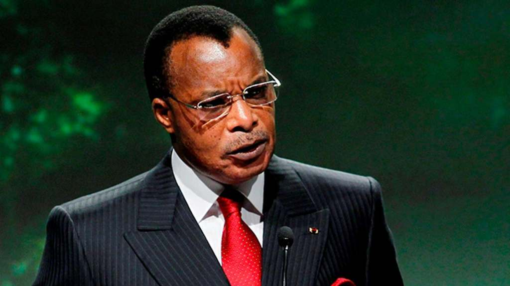 Congo's President Sassou Nguesso Appoints New  Prime Minister
