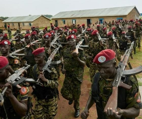 SOUTH SUDAN FRESH ATTACKS