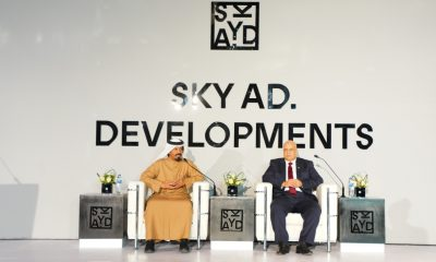 Sky Abu Dhabi to Invest EGP 15bn in Egypt's Real Estate