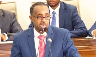 Mohamed Abdullahi Mohamed has appointed a new prime minister
