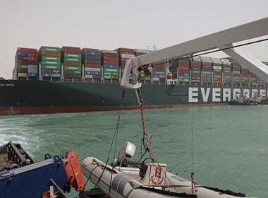 Suez Canal (NewsCentralTV)