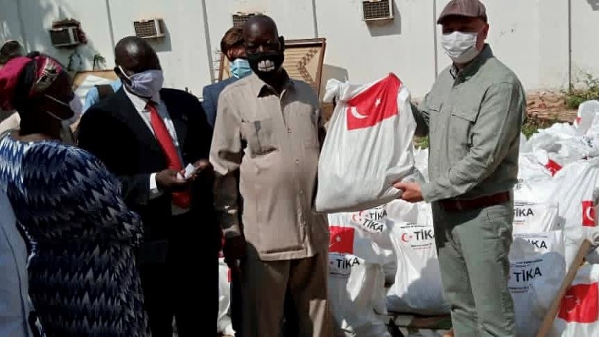 Turkey Donates Food Supplies to South Sudan