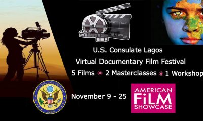 U.S. Consulate General Lagos Documentary Film Festivall 2020