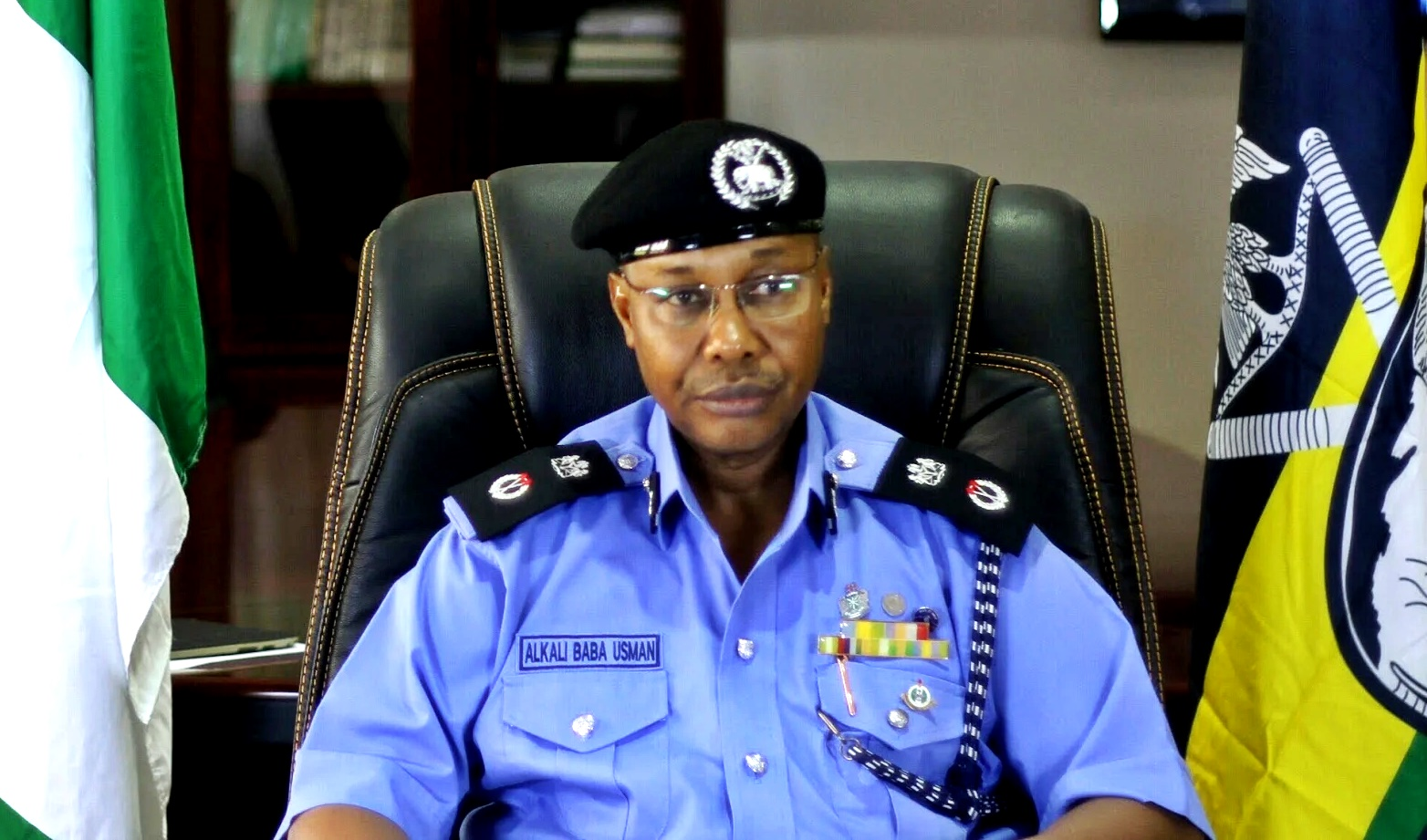 "Nigeria's Acting IGP Promises, Like His Predecessor, ""Effective Leadership"""