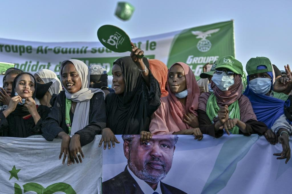 Djibouti Presidential Election; Voting Begins Peaceful